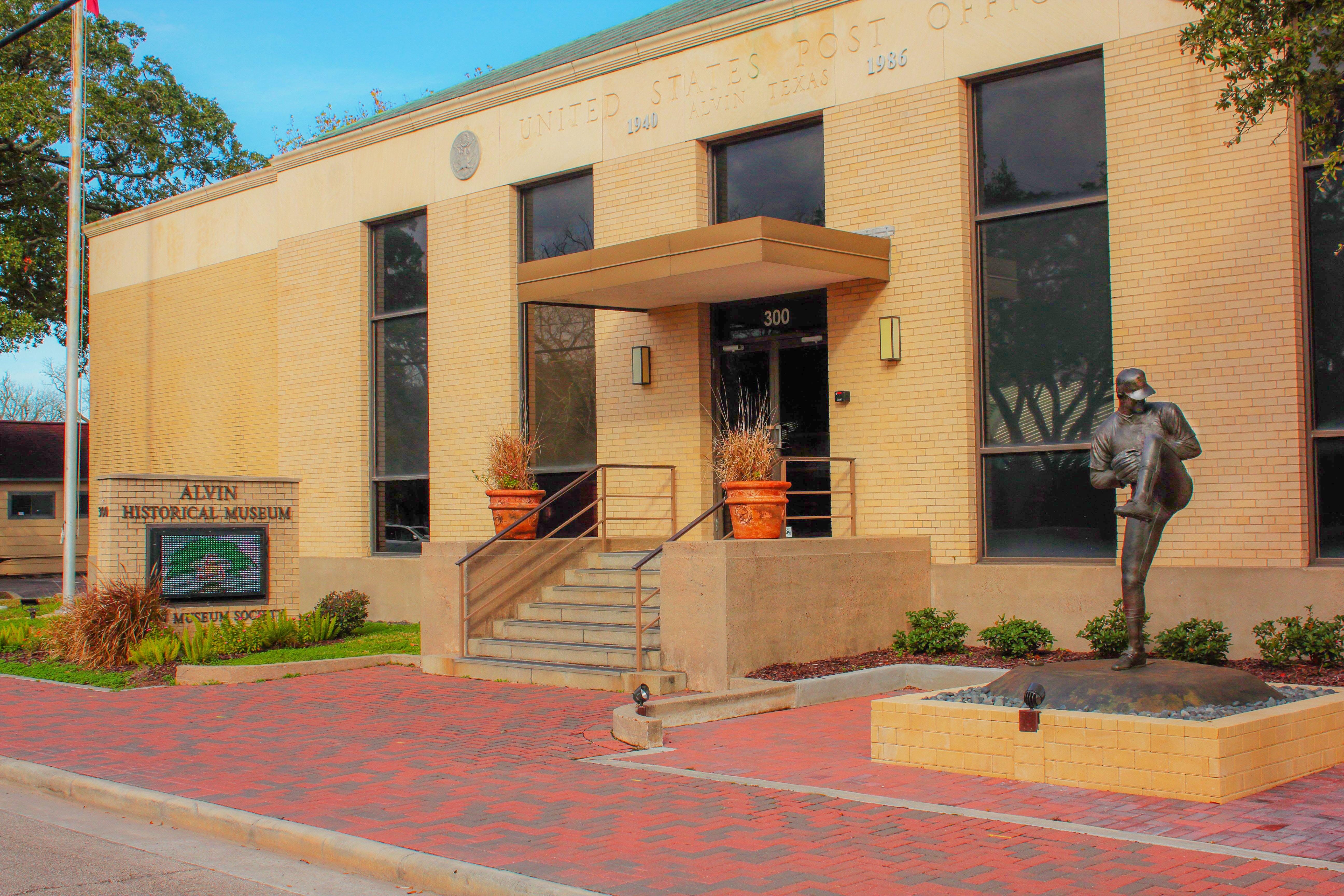 Alvin Museum Society
