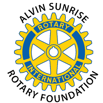 Alvin Sunrise Rotary Club