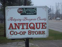 Antiquing Brazoria County