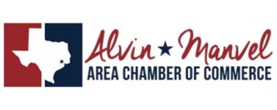 Alvin-Manvel Area Chamber of Commerce logo