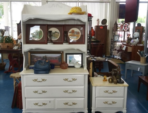 Bettie & Belinda Antiques & More