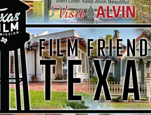 Alvin – A Film Friendly Certified Community